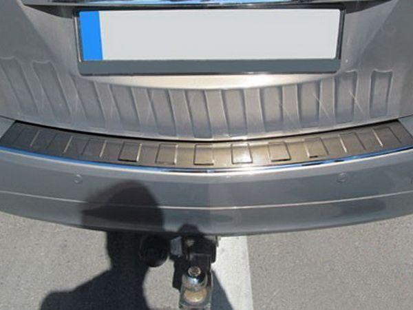 Хром накладки на задний бампер OPEL Meriva B (2010-)