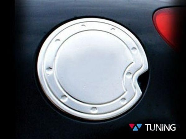 Хром накладка на лючок бензобака PEUGEOT 207