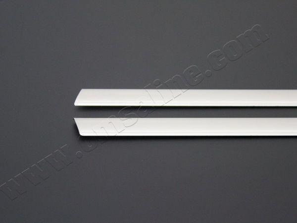 Хром нижние молдинги стёкол PEUGEOT 207 HB 5D