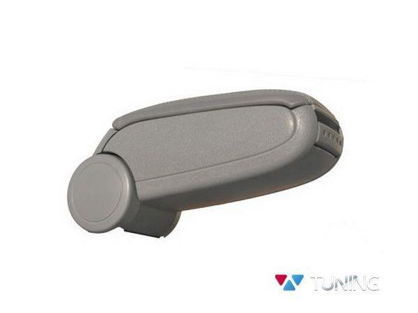 Подлокотник PEUGEOT 207 серый