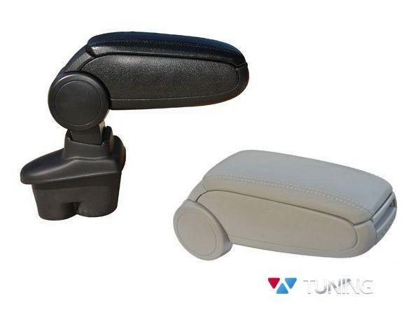 Подлокотник PEUGEOT 207 чёрный, серый