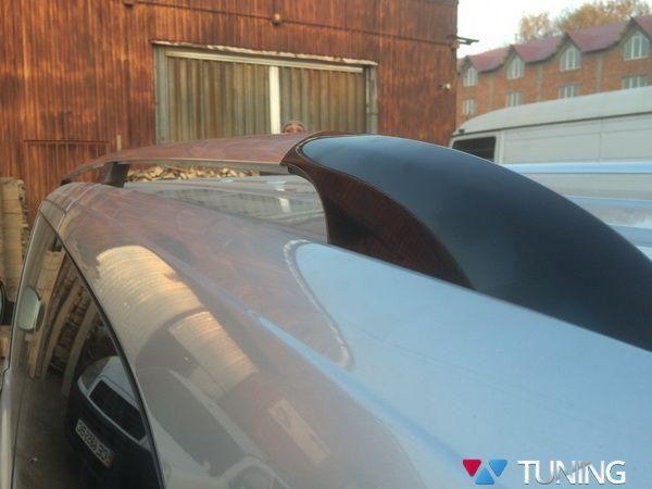 Рейлинги хром MERCEDES Vito W639 / Viano II - фото #5