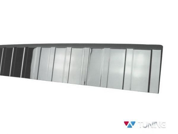 Защитная накладка на бампер OPEL Vivaro II (2014-) OMSA