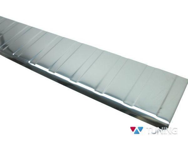 Защитная накладка на бампер OPEL Vivaro B (2014-) - OMSA 8