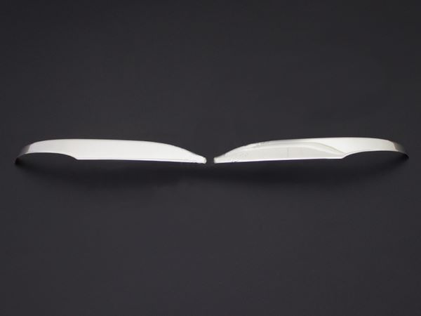 Хром накладки на зеркала TOYOTA Rav4 IV (2013-) - OMSA - фото #4