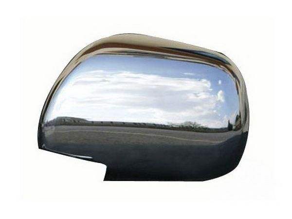 Хром накладки на зеркала TOYOTA Camry XV40 (07-11)