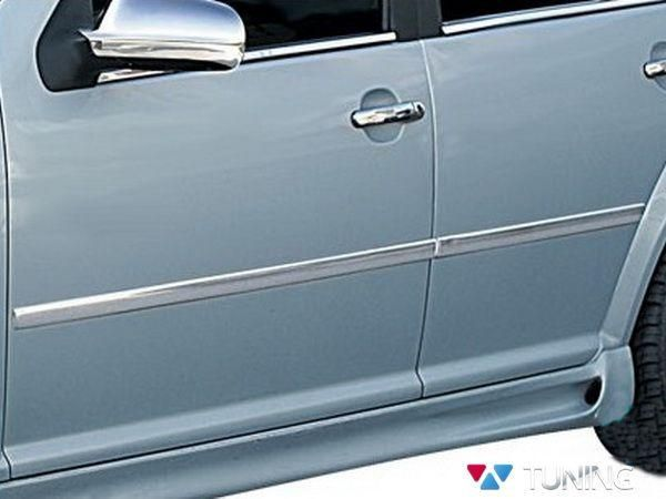 Хром молдинг дверной VW Bora A4 (98-05) Sedan