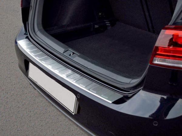 Защитная накладка на бампер VW Golf 7 (2013-) HB OMSA