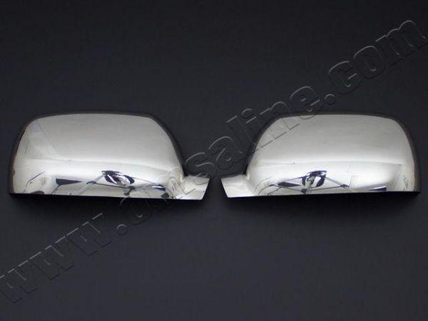 Хром накладки на зеркала VW Touareg I (2002-2005)