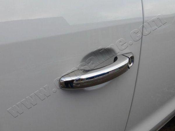 Хром накладки на ручки VW Touareg I (2002-2010)
