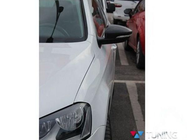 Карбоновые накладки на зеркала VW Passat CC