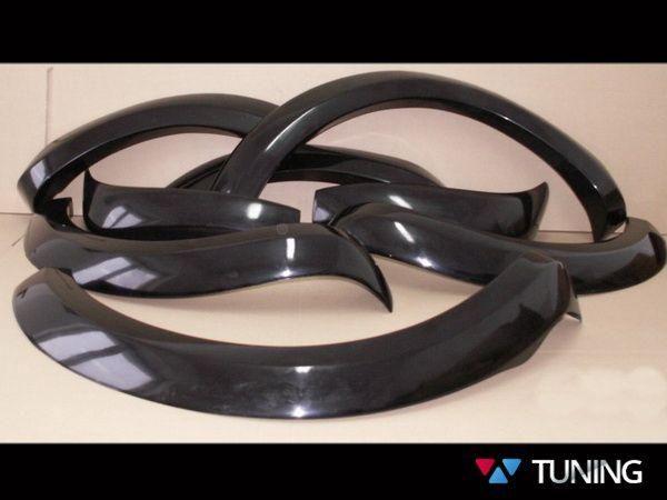 Расширители колесных арок VW Touareg I (2002-2010)