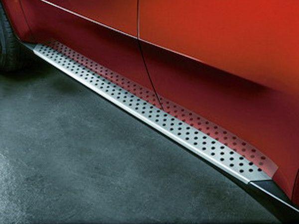 Пороги боковые BMW X6 E71 / E72 (2008-2014) - OEM