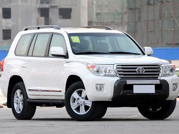 Рейлинги TOYOTA Land Cruiser 200 (2007-2015)