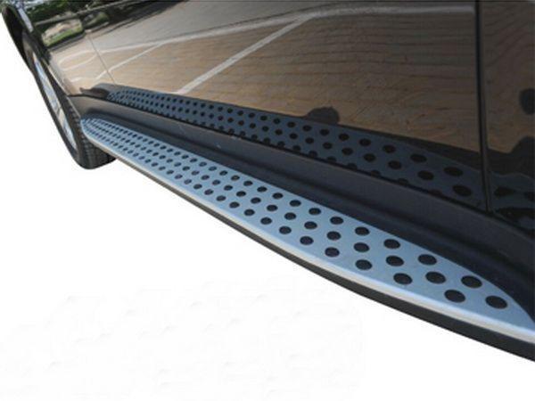 "Пороги боковые MERCEDES GL X164 (2006-2012) ""OEM"""