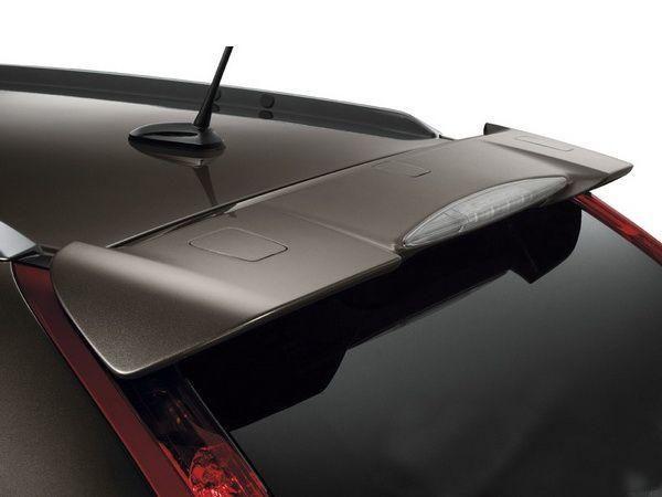 Спойлер HONDA CR-V IV/4 (2012-2016) 5D ABS