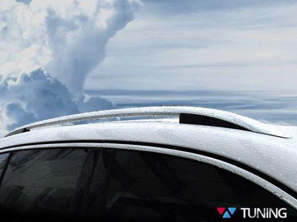 Рейлинги VW Touareg II (2010-2018) - оригинал стиль 3