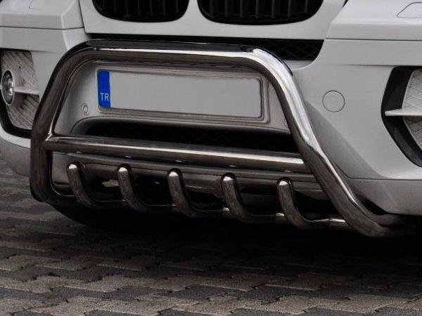 Кенгурятник BMW X6 E71 / E72 (2008-2012)