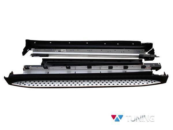 Пороги боковые MERCEDES M W164 ML - OEM - фото 4