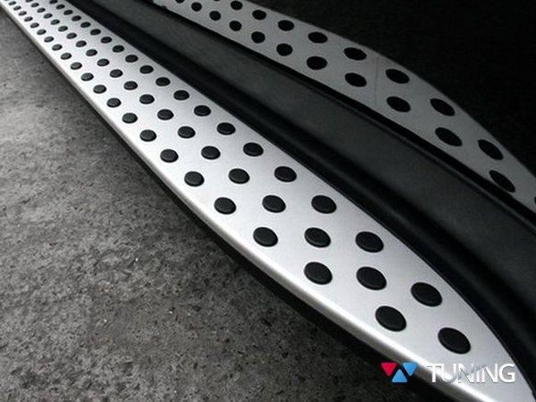 Пороги боковые MERCEDES M W164 ML - OEM - фото 5
