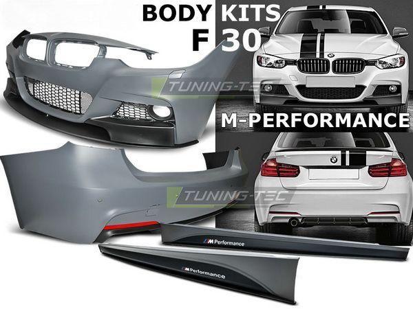 """Комплекты обвеса BMW F30 (2012-) """"M-PERFORMACE"""""""