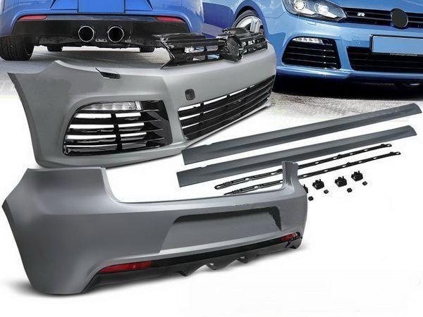 """Аэродинамический обвес VW Golf 6 VI """"R20"""""""