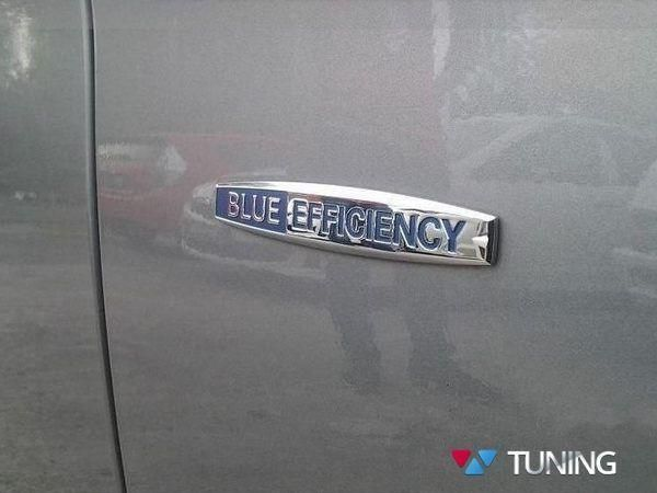 Эмблема шильдик BlueEfficiency MERCEDES Citan W415 1