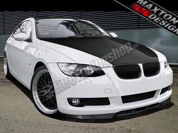 Сплиттер переднего бампера BMW E92 / E93 (2006-2010)