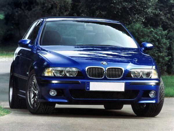 Бампер передний BMW 5 E39 Sedan / Touring - M-пакет - фото #2