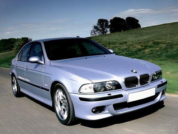 Бампер передний BMW 5 E39 Sedan / Touring - M-пакет - фото #3
