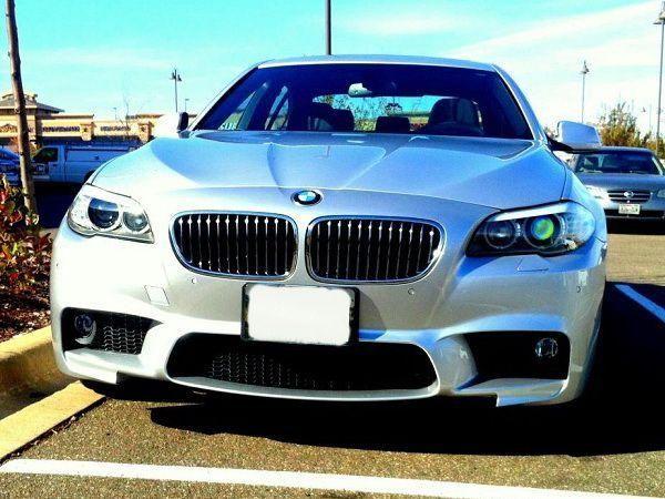 """Бампер передний BMW F10 (2010-2013) """"М5"""""""