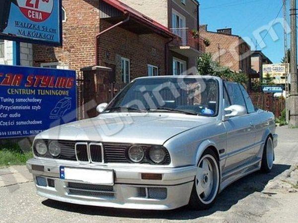 Накладка передняя большая BMW E30 (1986-1994)