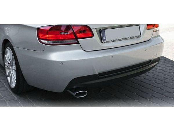 """Бампер задний BMW 3 E92 / E93 (06-13) """"M-пакет"""""""