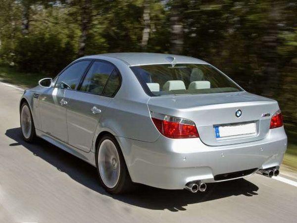 """Бампер задний BMW 5 E60 (2003-2010) Sedan """"M5"""""""