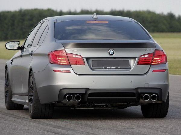 """Бампер задний BMW 5 F10 (2010-2013) """"М5"""""""