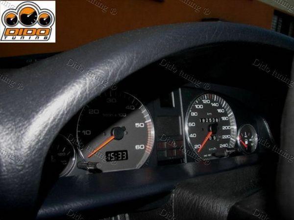 Кольца в щиток приборов AUDI 100 / A6 C4 (1990-1997) 4 шт
