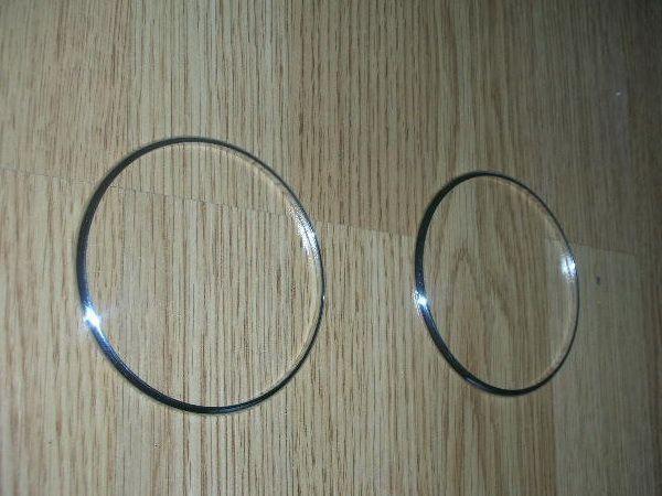 Кольца в щиток приборов FIAT Grande Punto (2005-)