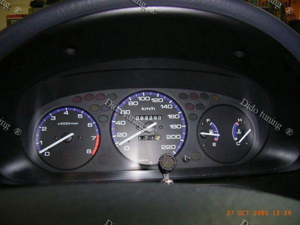 Кольца в щиток приборов HONDA Civic VI (95-01) 3D