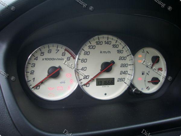 Кольца в щиток приборов HONDA Civic VII (2001-2006)