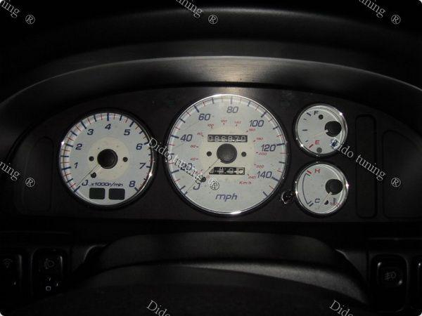 Кольца в щиток приборов MAZDA 323 F BA (1994-1996)