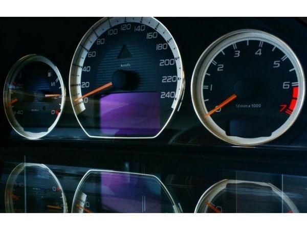 Кольца в щиток приборов MERCEDES W210 (1999-2002) рестайлинг 6