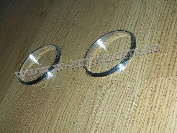 Кольца на ручки печки MERCEDES E W124
