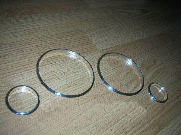 Кольца в щиток приборов OPEL Astra G (1998-)