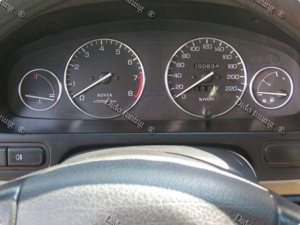 Кольца в щиток приборов HONDA Civic VI (1995-) 5D Liftback 1