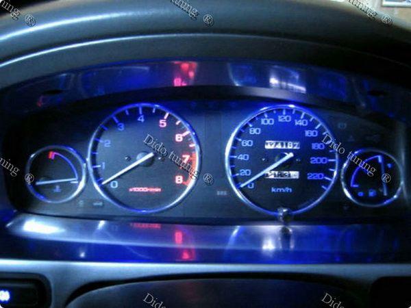 Кольца в щиток приборов HONDA Civic VI (1995-) 5D Liftback 2