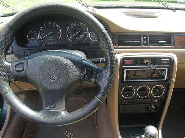 Кольца в щиток приборов HONDA Civic VI (1995-) 5D Liftback 3