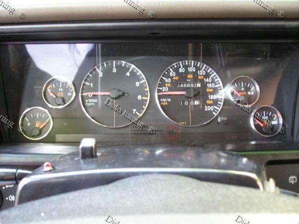 Кольца в щиток приборов JEEP Grand Cherokee ZJ (1993-1998)