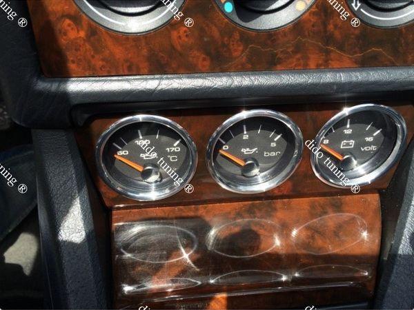 Кольца на дополнительные приборы AUDI 80 B3/B4
