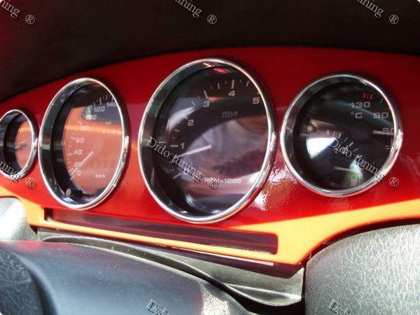 Кольца в щиток приборов FIAT Coupe (1993-2000)