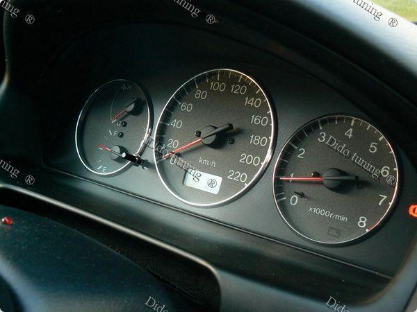Кольца в щиток приборов MAZDA 626 GF (1997-1999)